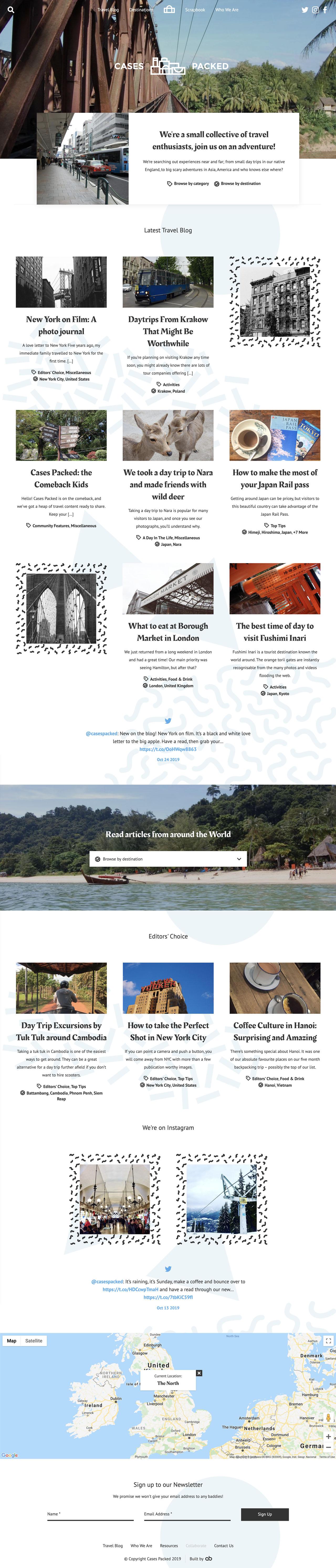 40 Zero Website Design